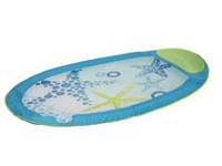 Spring Float® Blue Star Fish Print Pool Float