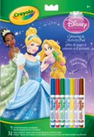 Princess Colouring & Activity Pad