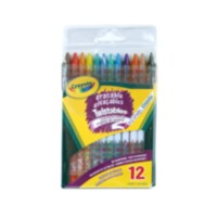 12 Erasable Twistables® Coloured Pencils