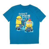 Despicable Me Boys' Short Sleeve Crew Neck T-shirt M