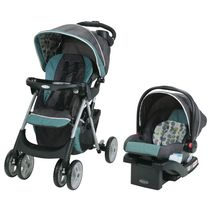Graco Comfy Cruiser Click Connect Travel System - Boden