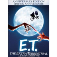 E.T.: The Extra-Terrestrial (Anniversary Edition) (DVD + Digital Copy) (Bilingual)