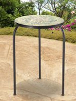 Meubles de patio Green World de Sunjoy table d'appoint