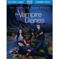 Vampire Diaries: The Complete Third Season (Blu-ray + DVD)