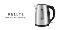 Mainstays Stainless Steel Cordless Electrical Kettle