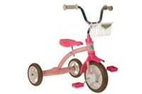 Tricycle Super Lucy jardin de roses d'Italtrike