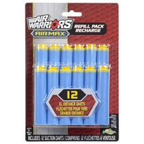 Air Warriors® Air Max™ Dart Refill Pack Recharge, 12 Count