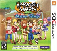 Nintendo 3DS Harvest Moon Skytree Village