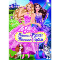 Barbie: The Princess & The Popstar (Bilingual)