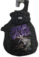 Star Wars Black Puffy Jacket M