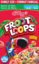 Kellogg's Froot Loops Family Pack