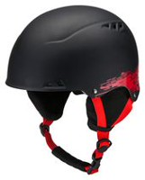 Pacific Youth Snow Helmet - Black