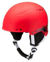 Pacific Youth Snow Helmet - Red