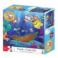 Toopy and Binoo Kids' Puzzles