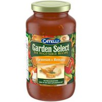 Catelli® Garden Select® Six Vegetable Recipe Parmesan & Romano