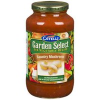 Catelli® Garden Select® Country Mushroom Thick and Chunky Pasta Sauce