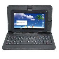 "Proscan 9"" Quad Core Android Tablet with Case & Keyboard"