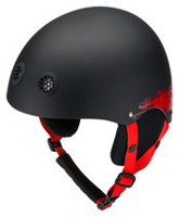 Pacific Child Snow Helmet - Black