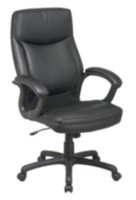 Office Star Products Eco Leather Manager's Chair