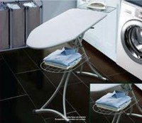 hometrends Oversized Ironing Board with Iron Rest