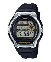 Casio Canada Men's Resin Waveceptor Watch