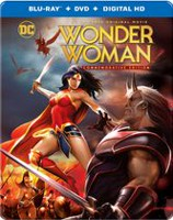 Wonder Woman: Commemorative Edition (Blu-ray + DVD + Digital HD) (Steelbook) (Bilingual)