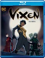 Vixen: The Movie (Blu-ray)