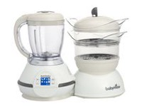 Babymoov Nutribaby Cream Food Processor