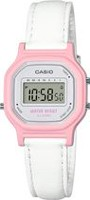 Casio Canada Women's Leather Band Watch