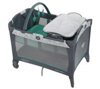 Graco Pack'n Play Reversible Lounger and Changer Playard