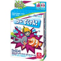Cartamundi Go Fish! 2-in-1 Card Game