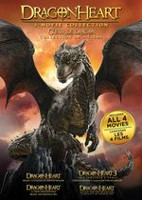 Dragonheart: 4-Movie Collection (Bilingual)