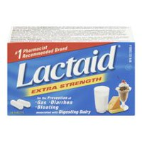 Lactaid® Extra Strength Tablets