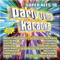 Sybersound - Party Tyme Karaoke: Super Hits, Vol. 18