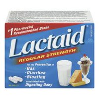 Lactaid® Regular Strength Tablets