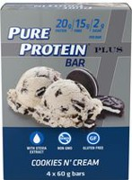 Pure Protein Plus Cookies n' Crème Bars