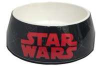 Star Wars Black Melamine Bowl