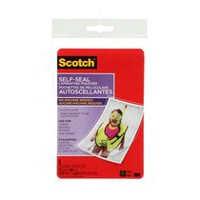 Scotch® Self-Sealing Laminating Pouch