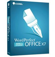 Corel WordPerfect Office X7 – Home & Student Edition