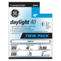 GE Fluorescent Twin Pack 40W Daylight