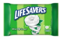 Lifesavers Wint-O-Green Hard Candies