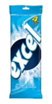 Excel Peppermint Sugar Free Gum Multipack