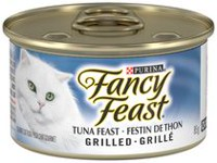 Purina Fancy Feast Grilled Tuna Feast Cat Food