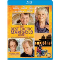 The Best Exotic Marigold Hotel (Blu-ray) (Bilingual)