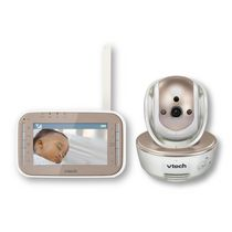 VTech VM343 Safe&Sound® Full Colour Video and  Audio Baby Monitor