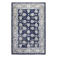 hometrends Man Made Silk Tilbury Rug