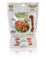 Omega Paw Small Chicken Health Bone for Dogs