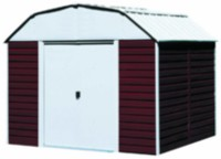 Arrow Storage Buildings Red Barn 10' x 14' Shed