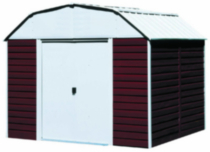 arrow storage buildings red barn 10u0027 x 14u0027 shed
