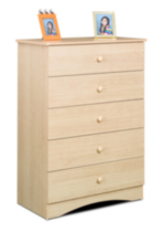 Alegria 5-Drawer Chest #5605